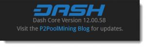Dash Version 12.0.58
