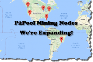 DASH P2PoolMining Expanding