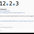 Dash 12.2.3 Update
