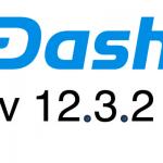 DASH v12.3.2 Upgrade