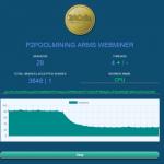 P2PoolMining Web Miner