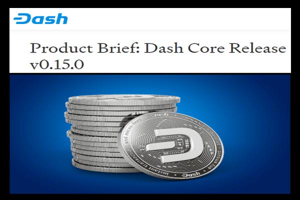 DASH Core 15.0.0 Upgrade